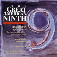 The Great American Ninth — Alan Feinberg, Albany Symphony Orchestra, David Alan Miller