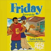 Friday Freestyle (Hosted by DJ B Eazy) — Zairis TéJion