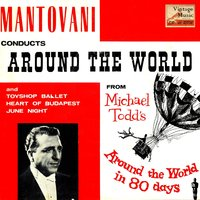 Vintage Dance Orchestras No. 167 - EP: Around The World — Mantovani and his Orchestra
