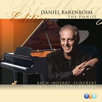 Daniel Barenboim - The Pianist [65th Birthday Box] - Best Of & Video — Daniel Barenboim