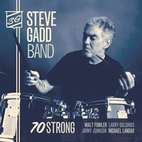 70 Strong — Walt Fowler, Michael Landau, Steve Gadd, Jimmy Johnson, Steve Gadd Band, Larry Goldings