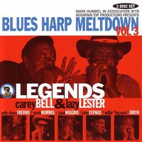 Blues Harp Meltdown - Vol 3 Legends — сборник