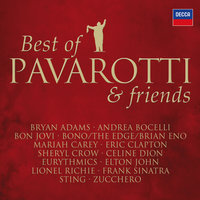 Best Of Pavarotti & Friends - The Duets — Luciano Pavarotti