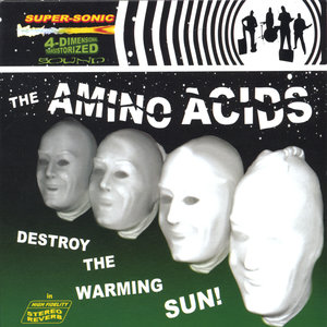 The Amino Acids - Mars Needs Women