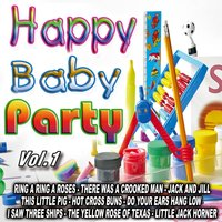 Happy Baby Party Vol. 1 — The Kids Band