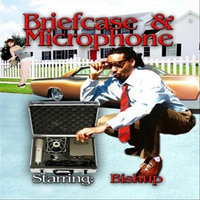 Briefcase and Microphone — Bishup