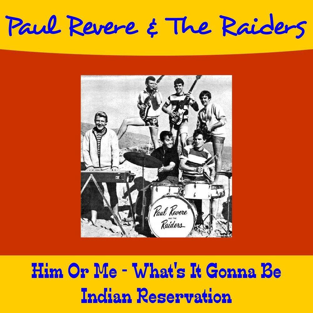 Paul Revere & The Raiders Kicks