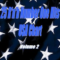 25 R'n'b Number One Hits : USA Chart, Vol. 2 — сборник