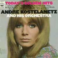 Today's Golden Hits — Andre Kostelanetz & His Orchestra
