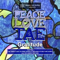 "Temple Adat Elohim Presents: ""Gratitude"" — The Junior Cantors, The Temple Adat Elohim Chorale, Temple Adat Elohim, The Band of Milk and Honey"
