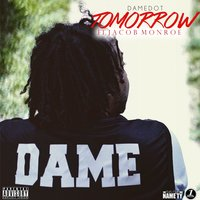 Tomorrow (feat. Jacob Monroe) — Damedot, Jacob Monroe