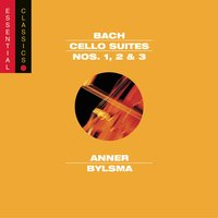 Bach: Cello Suites Nos. 1, 2 & 3 (Vol. 1) — Anner Bylsma