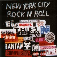 New York City Rock N Roll — Various Artists - Radical Records