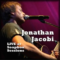 Live At Soapbox Sessions — Jonathan Jacobi
