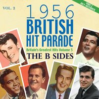 1956 British Hit Parade - The B Sides Part 2, Vol. 2 — сборник