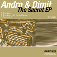The Secret EP — Andro & Dimit, Andro