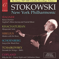 The Classic 1947 - 1949 Columbia Recordings, Vol. 2 — Leopold Stokowski, New York Philharmonic, Martha Lipton