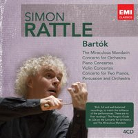Simon Rattle: Bartok — Sir Simon Rattle, Бела Барток