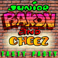 Tasty Pasty — Junior Bakon and Cheez