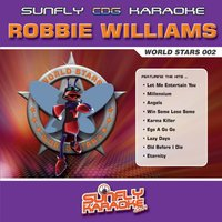 World Stars Robbie Williams: Vol. 1 — Sunfly Karaoke