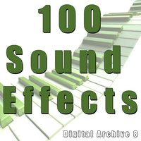 100 Sound Effects Digital Archive 8 — The Digital Sound Effects Group
