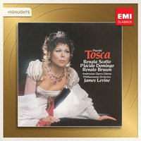 Puccini: Tosca — Renata Scotto/James Levine, Джакомо Пуччини