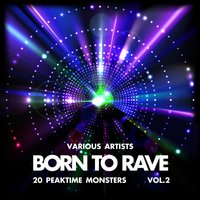 Born to Rave (20 Peaktime Monsters), Vol. 2 — сборник
