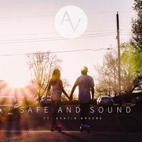 Safe and Sound — Axel Vapaa