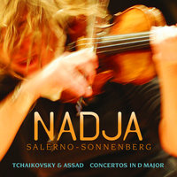 Concertos in D Major — Nadja Salerno-Sonnenberg