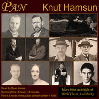 Pan By Knut Hamsun — Ryan James