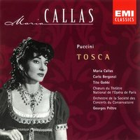 Puccini: Tosca - Highlights — Джакомо Пуччини, Maria Callas, Georges Pretre