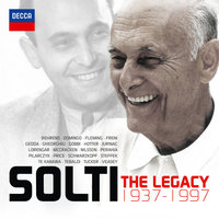 Solti The Legacy 1937-1997 — Georg Solti