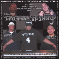 Pappa Henny Compilation Vol. 1 — Pappa Henny