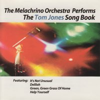 Tom Jones Song Book — Melachrino Orchestra
