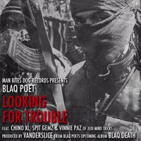 Looking for Trouble — Blaq Poet