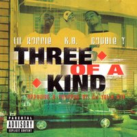 Three Of A Kind [Screwed] — Lil' Ronnie, K.B. & Double T