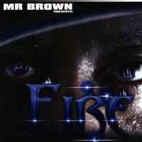 Fire — Brown