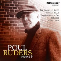 The Music of Poul Ruders, Vol. 9 — David Starobin