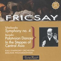 Fricsay Conducts Tchaikovsky — RIAS Symphony Orchestra, Berlin Philharmonic Orchestra, Ferenc Fricsay