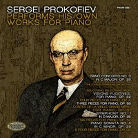 Sergei Prokofiev Performs His Own Works for Piano — Сергей Сергеевич Прокофьев, London Symphony Orchestra (LSO), Piero Coppola, London Symphony Orchestra, Piero Coppola, Sergei Prokofiev