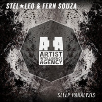Sleep Paralysis - Single — STEL?LEO, fern souza, STEL★LEO, fern souza
