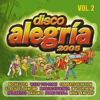 Disco Alegría 2005, Vol. 2 — сборник