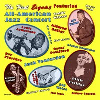 The First Esquire All American Jazz Concert — сборник