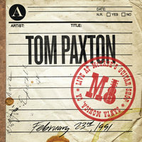 Live At McCabe's (February 23rd, 1991) — Tom Paxton, Rum Runner