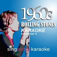 The Rolling Stones 1960s Karaoke Songbook 1 — The 1960s Karaoke Band