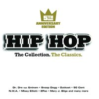 Hip Hop - The Classics CD — сборник