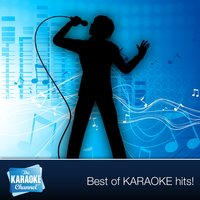 The Karaoke Channel - Sing When the Thought of You Catches up with Me Like David Ball — Karaoke