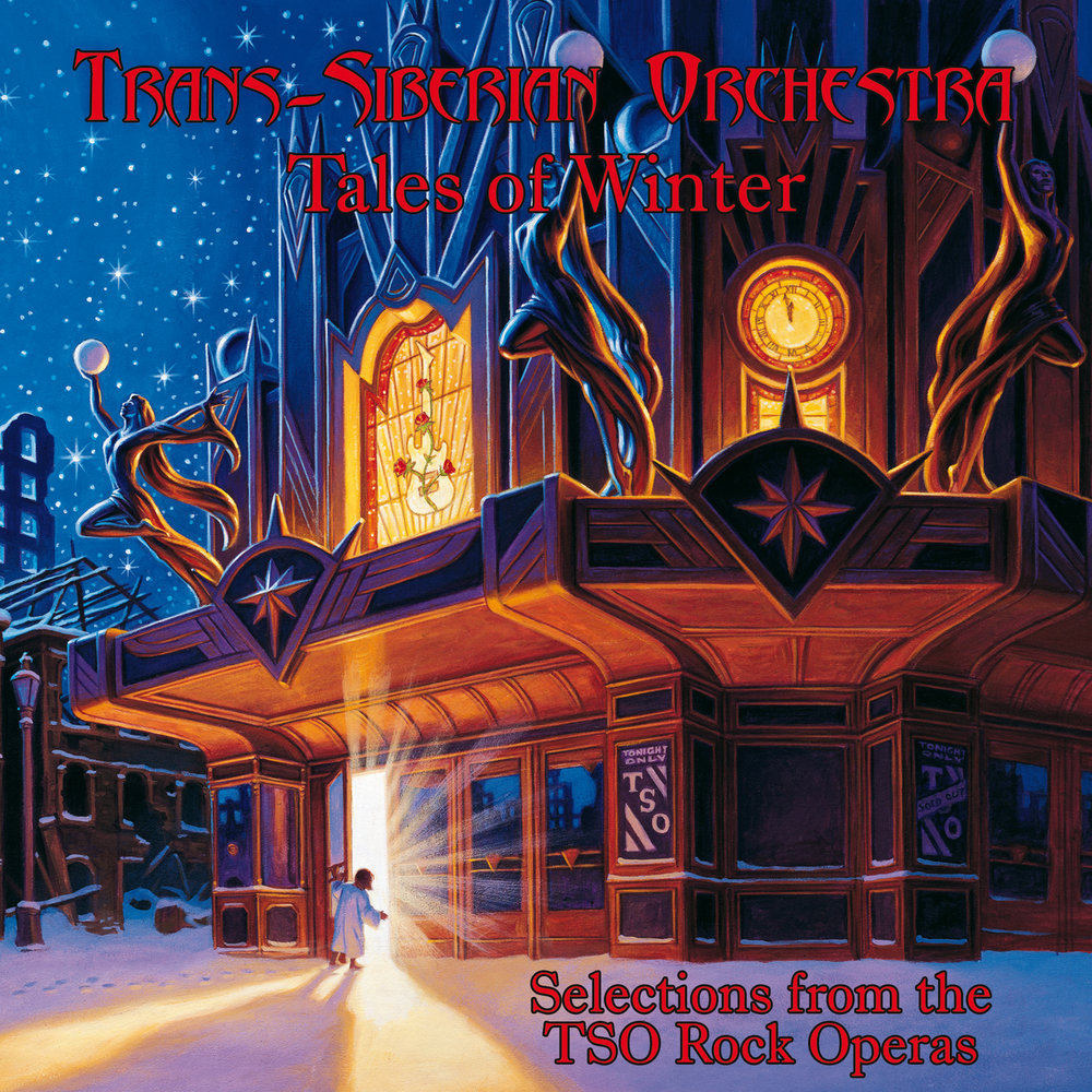 <b>Tales</b> Of Winter: Selections From The TSO Rock Operas — <b>Trans</b> ...