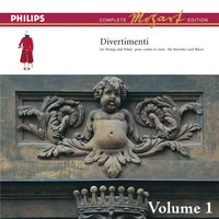 Mozart: The Divertimenti for Orchestra, Vol.1 — Academy of St. Martin in the Fields, Sir Neville Marriner, Orchestre Symphonique De Montreal
