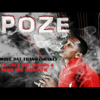 Move Dat Thang (Shake) [feat. Remo the Hitmaker & Fred the Godson] — Poze